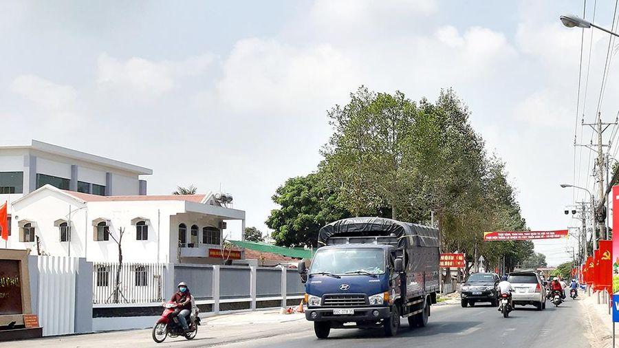 Châu Phú khai thác tiềm năng, quy hoạch phát triển đô thị, thương mại - dịch vụ