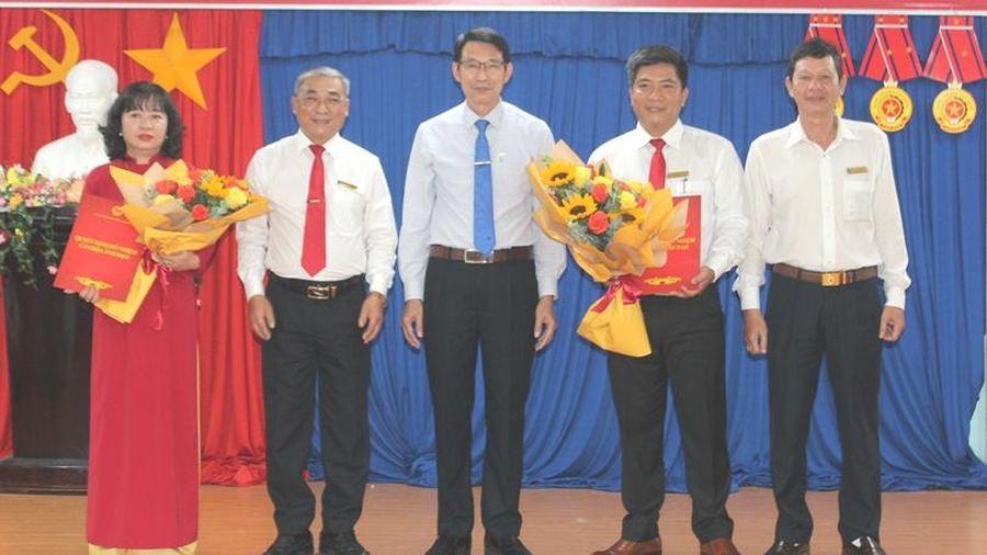Bổ nhiệm 2 Phó Hiệu trưởng Trường Cao đẳng Kỹ thuật Công nghệ Nha Trang