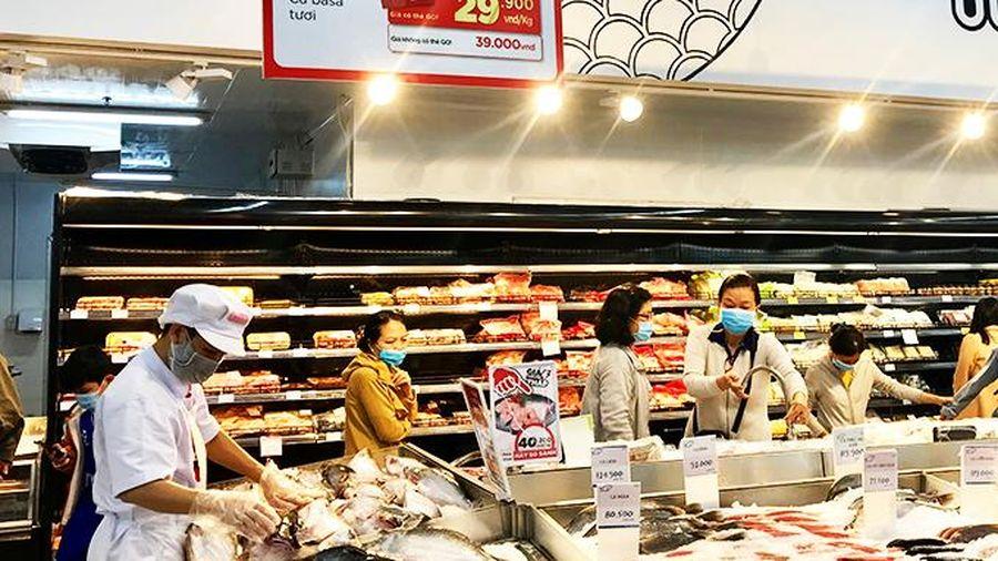 Chỉ số giá tiêu dùng tháng 2 tăng 1,83%