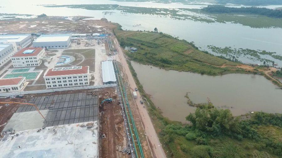 Tập trung giải quyết vướng mắc GPMB dự án KCN Cảng biển Hải Hà