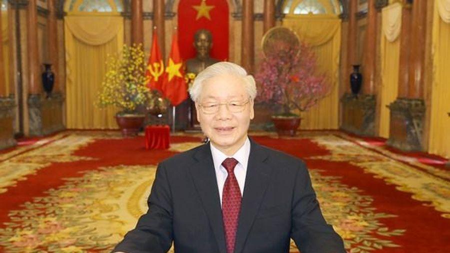 Các nước tiếp tục gửi thư, điện chúc mừng Tổng Bí thư, Chủ tịch nước Nguyễn Phú Trọng