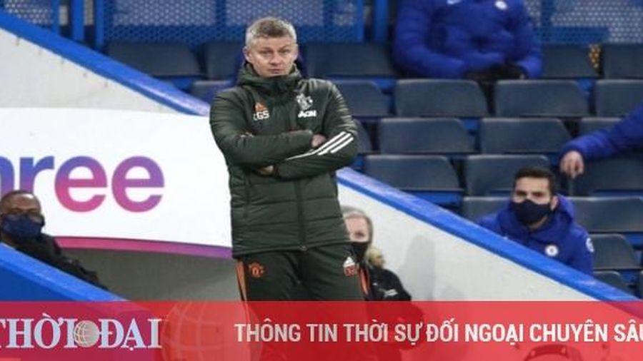 HLV Solskjaer: Trọng tài đã cướp đi của MU 2 điểm