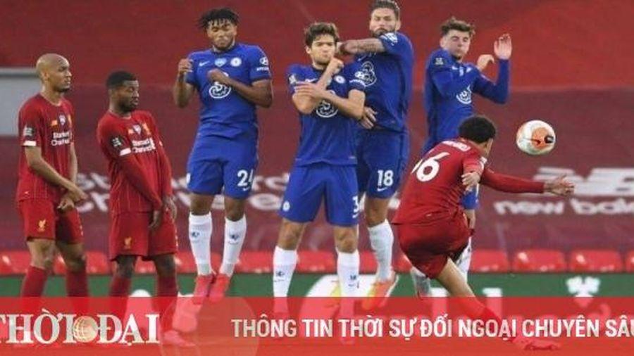Lịch thi đấu Ngoại hạng Anh mới nhất (3-5/3): Liverpool đại chiến Chelsea