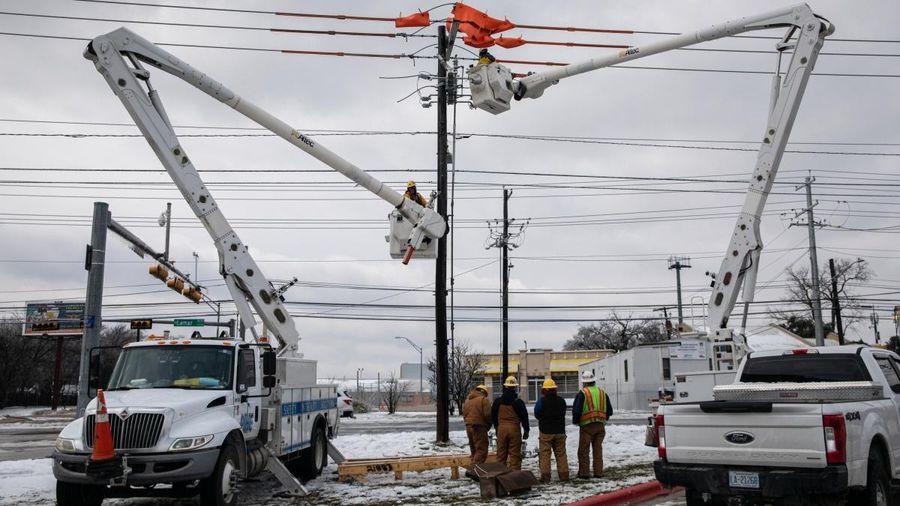 Thách thức an ninh năng lượng của Mỹ sau sự cố bão tuyết kỷ lục tại Texas