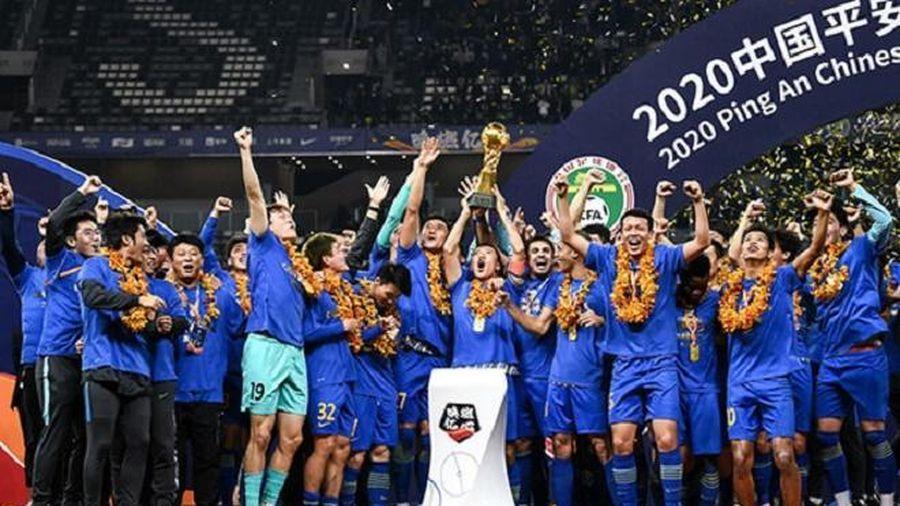 Đội vô địch quốc gia giải thể, liên đoàn bóng đá Trung Quốc lực bất tòng tâm
