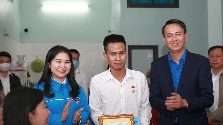 Phát động phong trào 'Người tốt, việc tốt' từ tấm gương anh Nguyễn Ngọc Mạnh