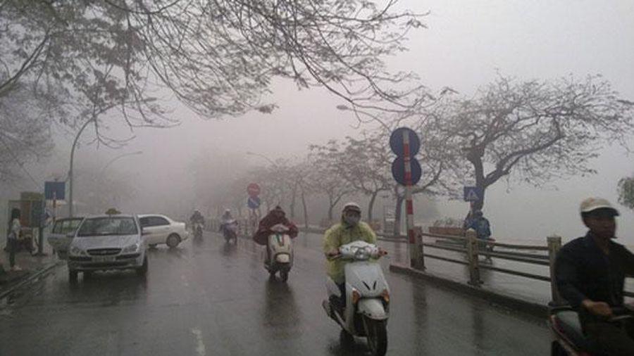 Bắc Bộ gia tăng hiện tượng nồm ẩm trong tháng 3