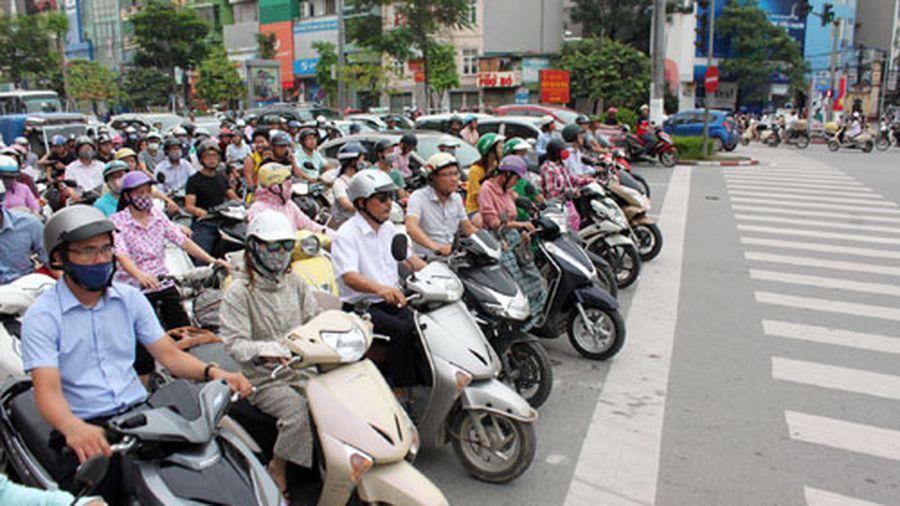 Tiếp tục tuyên truyền xây dựng nếp sống văn hóa khi tham gia giao thông