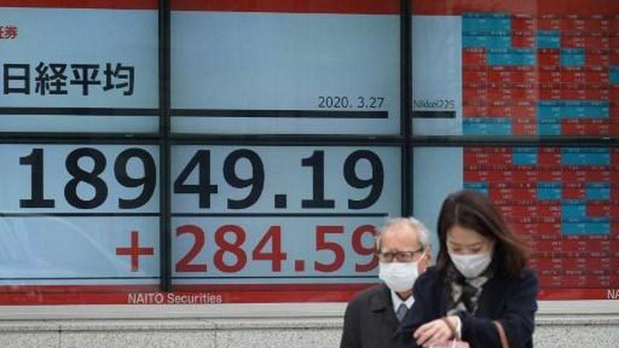 Goldman Sachs: Lợi suất trái phiếu Mỹ tăng là cơ hội cho chứng khoán châu Á