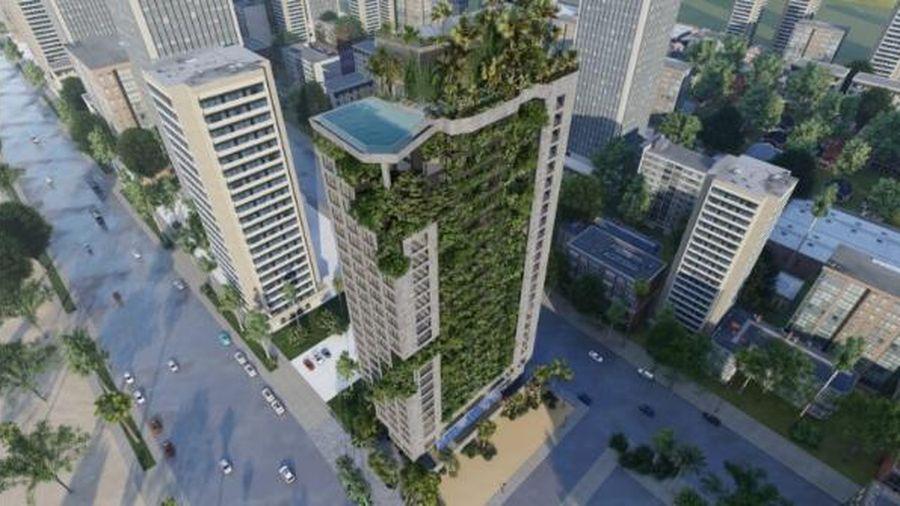 Newtecons khởi công dự án M Garden City Đà Nẵng
