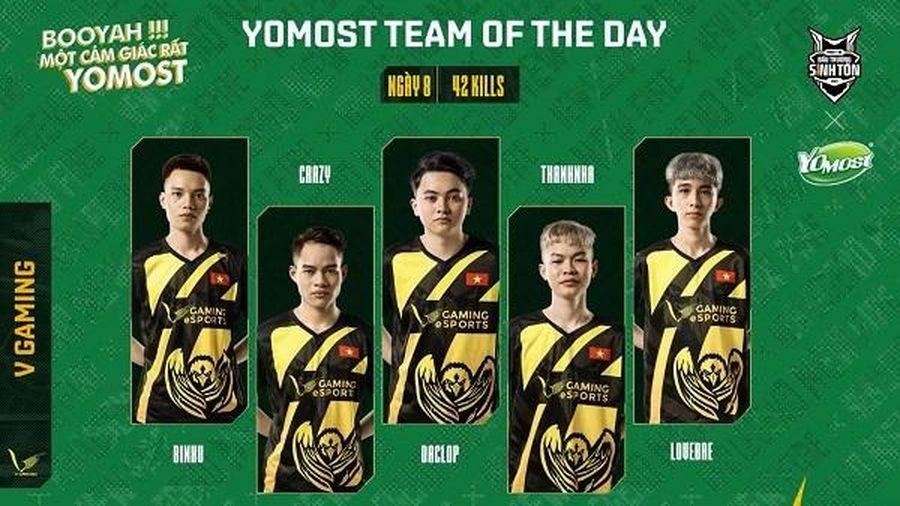 HQ Esports vươn lên ngôi đầu bảng, BTS 'hủy diệt' Tuần 4 Vòng Bảng Yomost Đấu Trường Sinh Tồn Mùa Xuân 2021 với 4 Booyah! trong 1 ngày