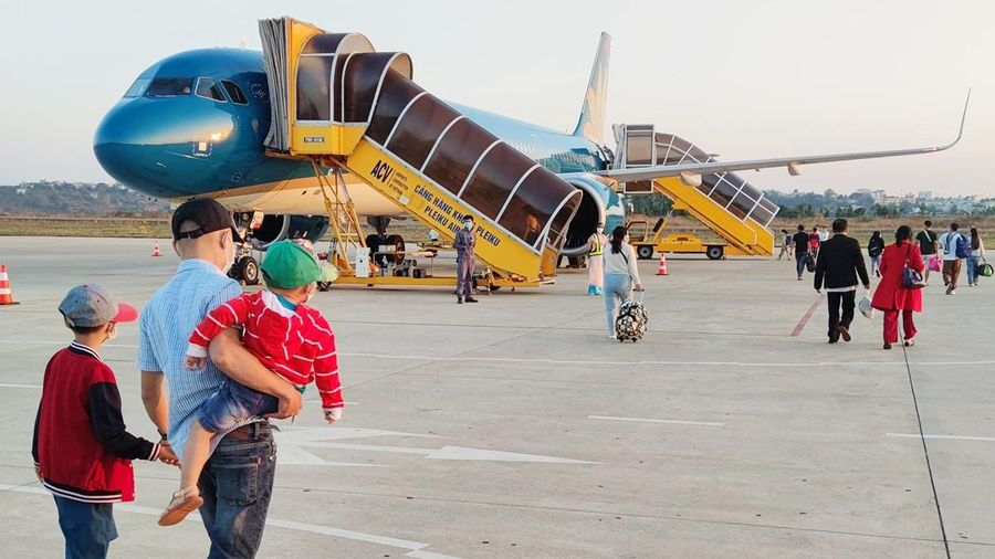 Các trường hợp sân bay được tạm đóng cửa
