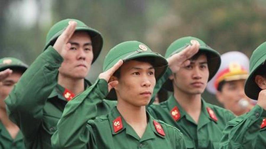 Chỉ tiêu tuyển sinh của 17 trường quân đội năm 2021