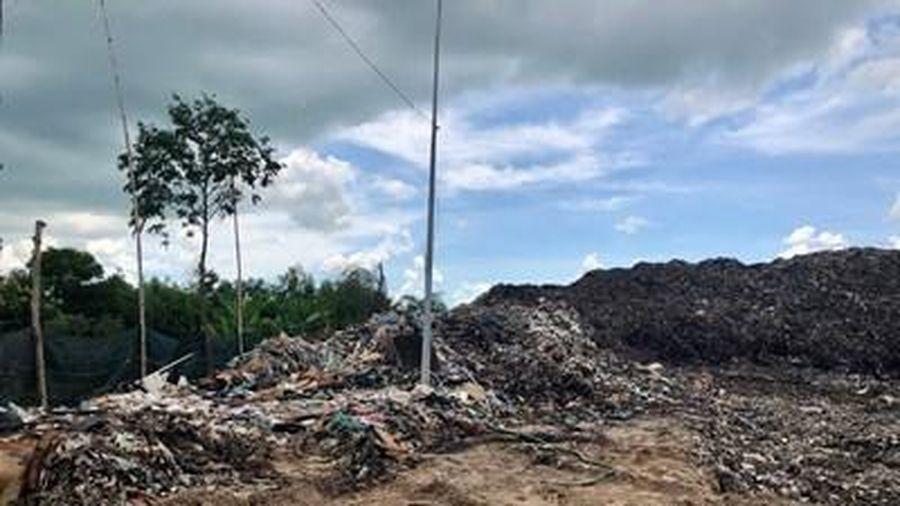 Ban hành Kế hoạch quản lý, xử lý và giảm thiểu chất thải nhựa