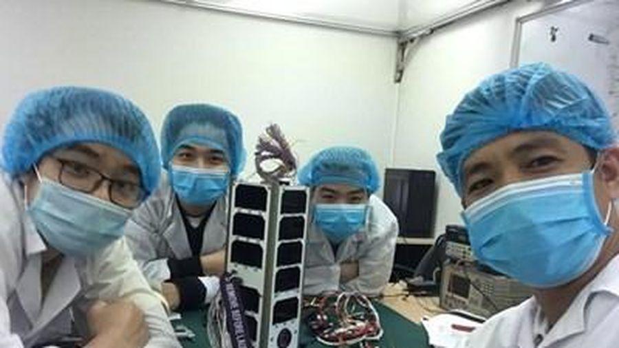 Dự kiến vệ tinh siêu nhỏ của Việt Nam sẽ được phóng vào tháng 9