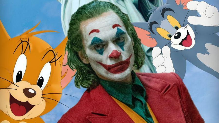 Joker xuất hiện trong 'Tom & Jerry'