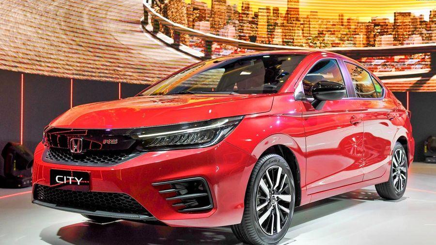 Giá lăn bánh các mẫu sedan phổ thông vừa được ra mắt tại Việt Nam