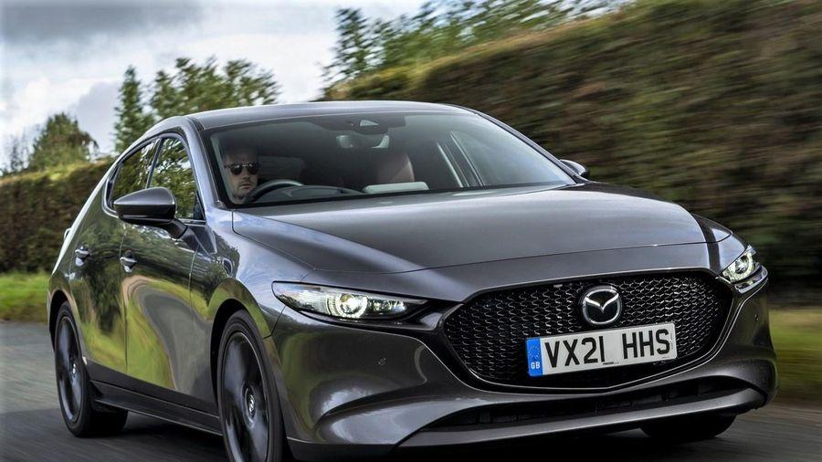 Mazda3 2021 có thêm tùy chọn động cơ mới, mạnh hơn đời cũ
