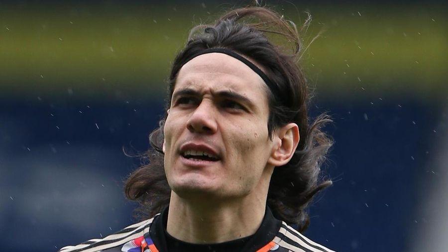 Cavani không cứu được Man Utd