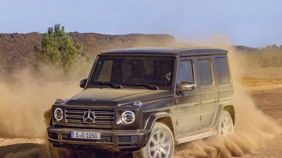Mercedes-Benz G 400 d được ra mắt tại Australia