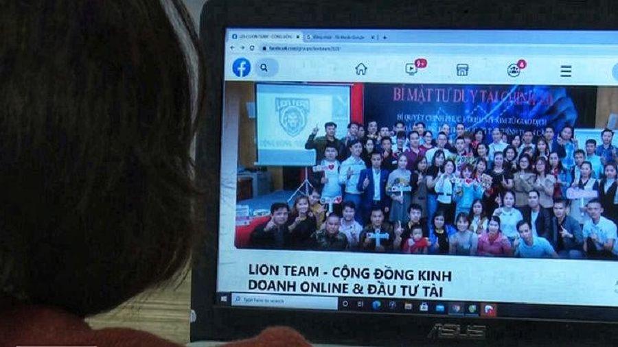 Sàn Forex của Lion Group là vi phạm pháp luật