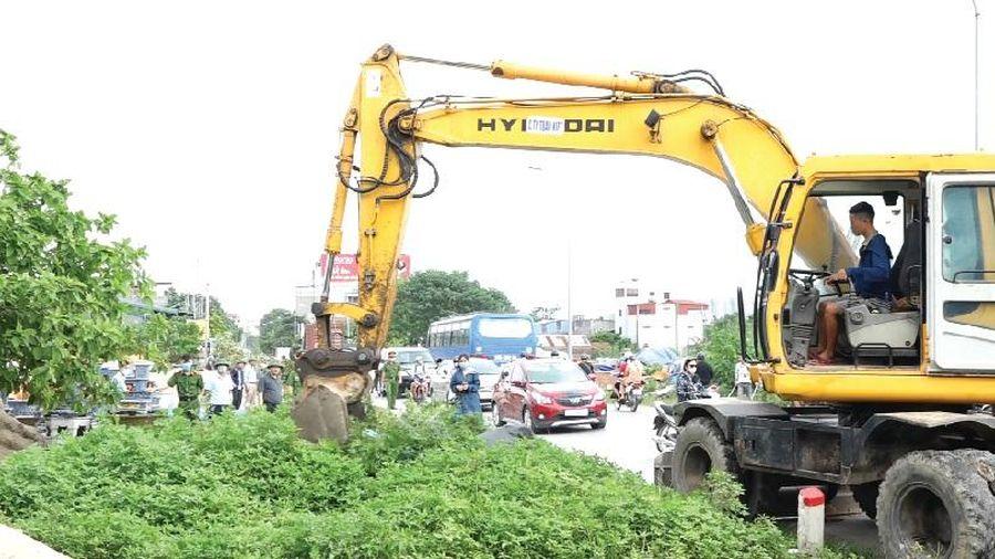 Xử lý vi phạm đất đai, xây dựng tại Thanh Oai: Phân công rõ người, rõ trách nhiệm