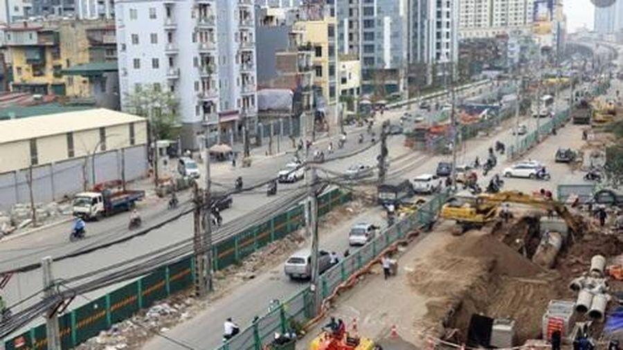 Sẽ cưỡng chế thu hồi đất tại phường Trương Định