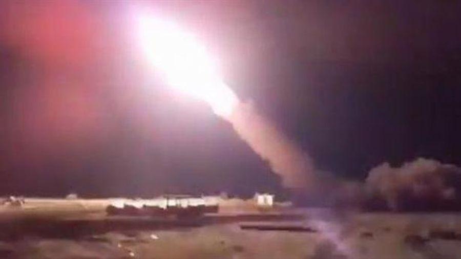 Nga tiết lộ vũ khí giúp Syria chặn đứng tên lửa Israel