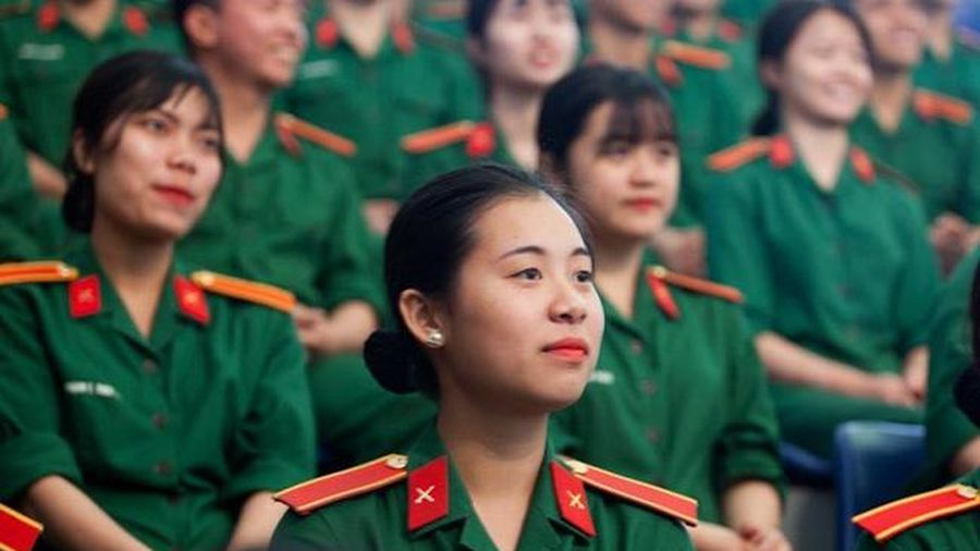 Các trường quân đội tuyển 5.329 chỉ tiêu ĐH, 70 chỉ tiêu CĐ năm 2021