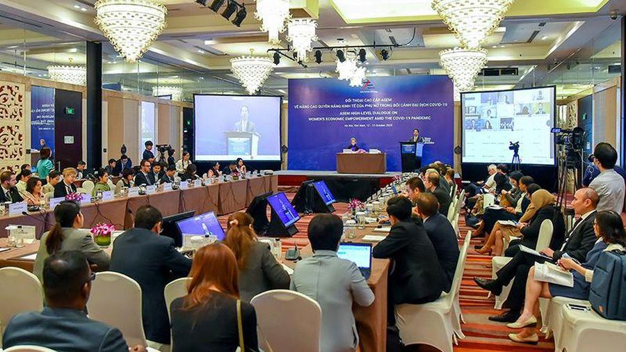 Xây dựng quan hệ đối tác Á - Âu năng động, gắn kết