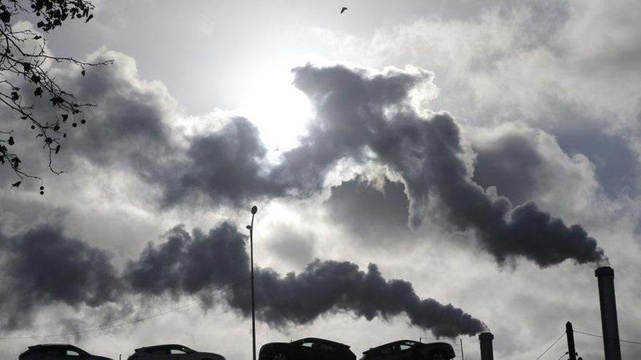 IEA: Lượng khí thải trong tháng cuối năm 2020 tăng bất chấp đại dịch