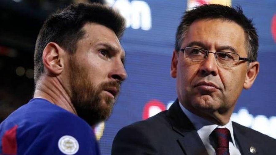 Cựu Chủ tịch Barca bị bắt khẩn cấp, điều tra nghi án bôi nhọ Messi