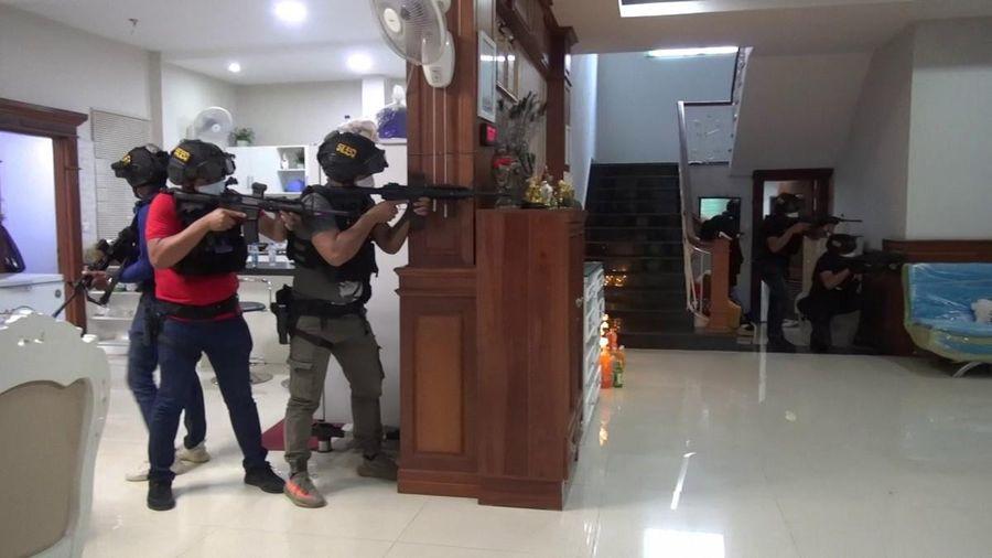 Nhóm bắt cóc sát hại 4 người ở Campuchia
