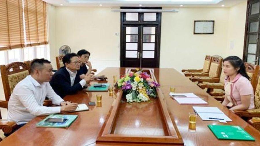 Vĩnh Phúc thông tin về bổ nhiệm con gái bí thư tỉnh ủy làm phó giám đốc sở KH-ĐT