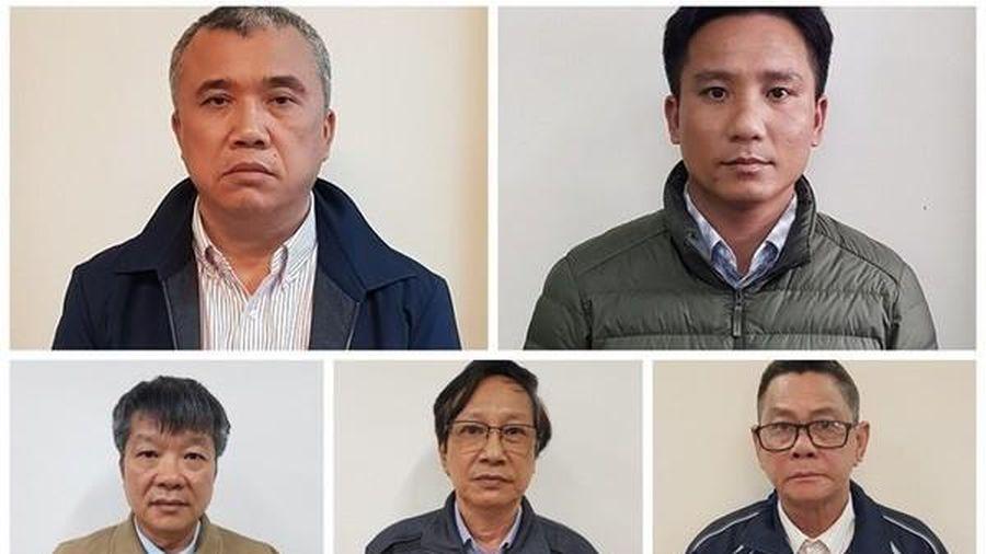 Đề nghị truy tố 36 bị can trong vụ án đường cao tốc Đà Nẵng - Quảng Ngãi