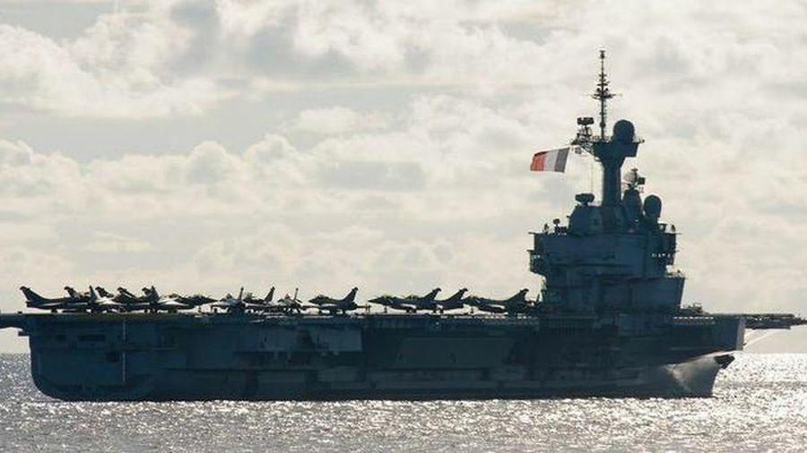 Pháp liên tiếp gửi tàu chiến tới Biển Đông để 'dằn mặt' Trung Quốc