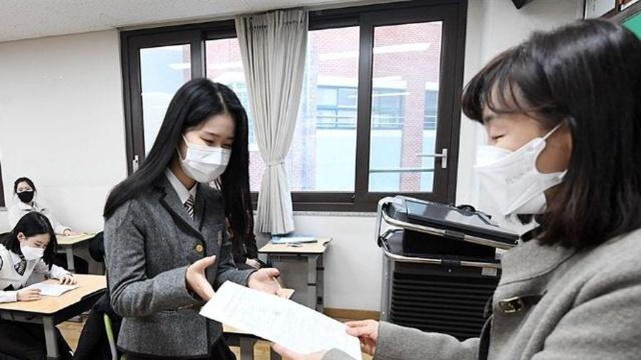 Hàn Quốc: 'Đói' sinh viên do già hóa dân số