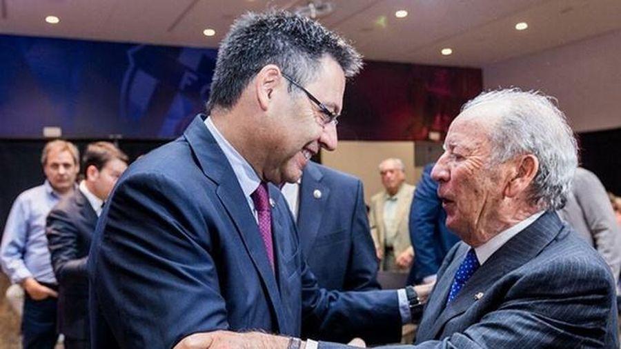 10 năm, 3 cựu chủ tịch Barca vướng vòng lao lý