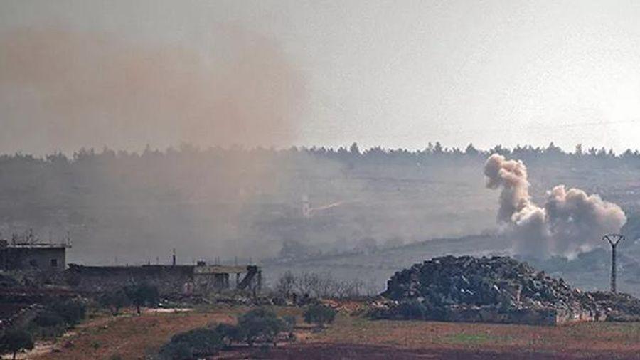 Syria: Khủng bố tiến hành hàng chục cuộc tấn công ở khu vực giảm leo thang Idlib