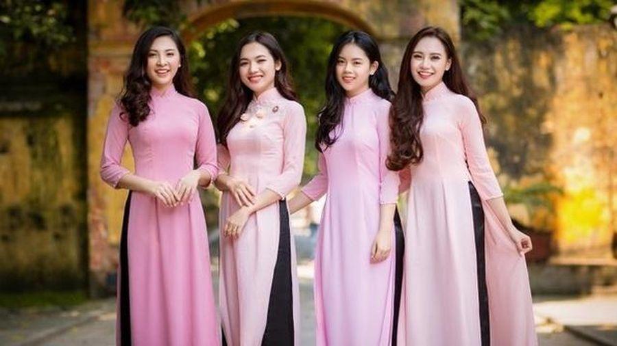 Phát động phụ nữ cả nước mặc áo dài