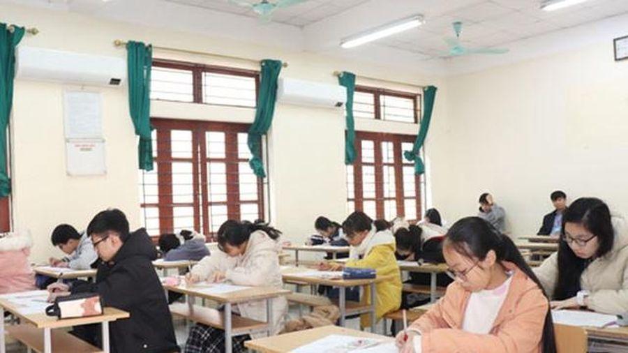 Vĩnh Phúc: Yên Lạc dẫn đầu kỳ thi chọn học sinh giỏi lớp 9