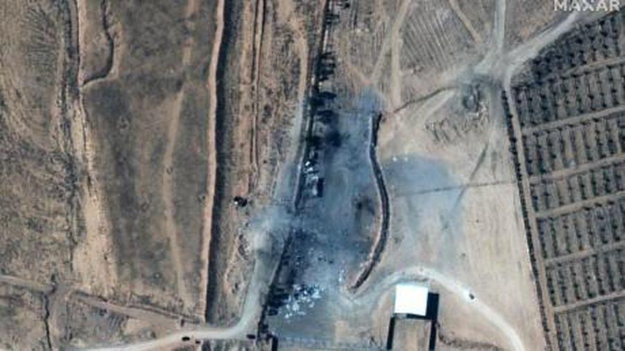 Mỹ thông báo kết quả không kích Syria, đã có thương vong
