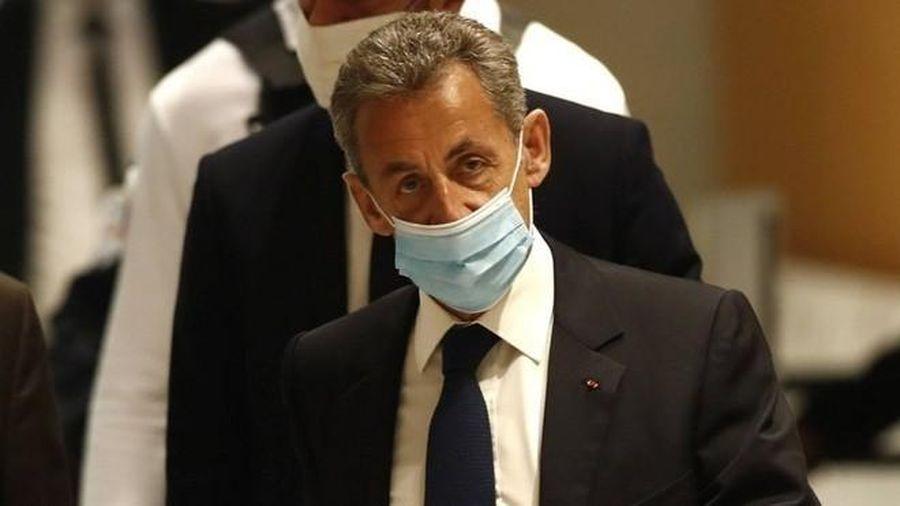 Cựu Tổng thống Pháp Sarkozy tuyên bố kháng án, quyết chứng minh vô tội