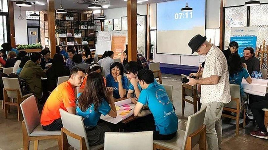 Sôi động Ngày hội khởi nghiệp đổi mới sáng tạo cấp vùng tại TP. Hồ Chí Minh