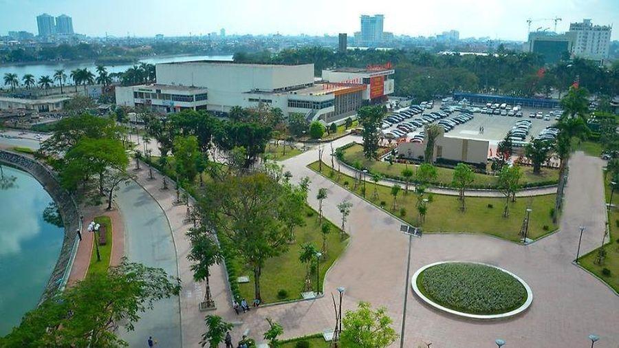 Ưu tiên dùng quỹ đất doanh nghiệp tạm dừng hoạt động để xây dựng công viên cây xanh