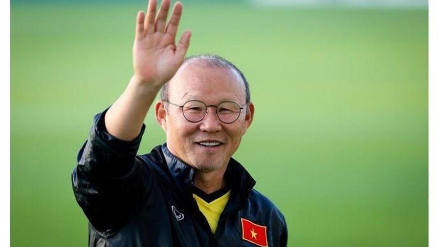 HLV Park Hang-seo ghi điểm 10 với người hâm mộ bóng đá Việt Nam