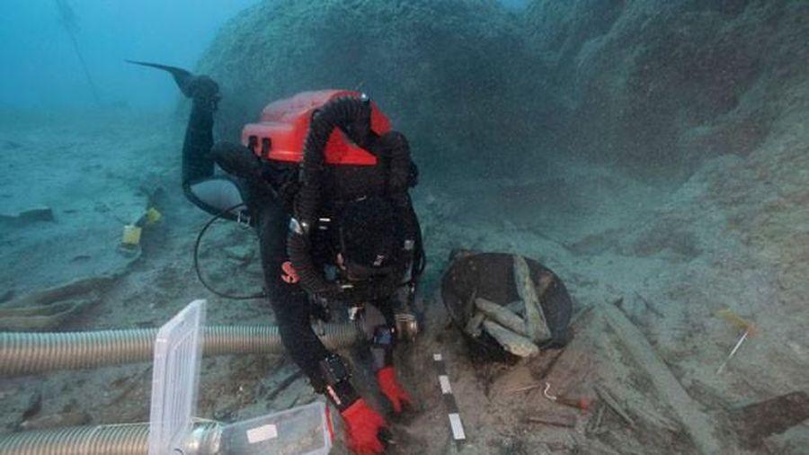 Những bí mật về đền Parthenon đang dần được hé lộ bởi xác con tàu đắm