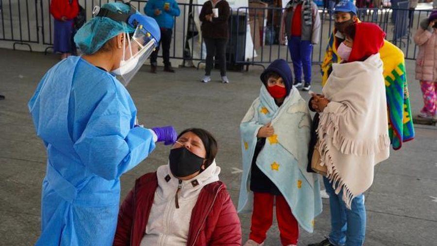 Nga – Trung thúc đẩy ngoại giao vắc-xin ở sân sau của Mỹ
