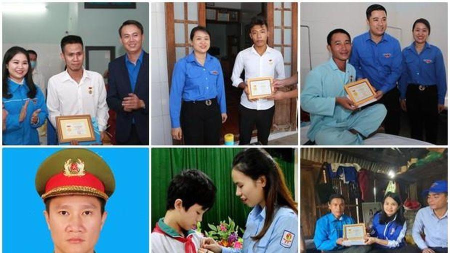Những gương mặt được trao huy hiệu 'Tuổi trẻ dũng cảm' trong năm qua
