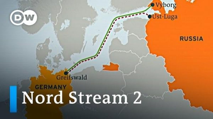 Công ty xây dựng và kỹ thuật của Đức đã rút khỏi Nord Stream 2